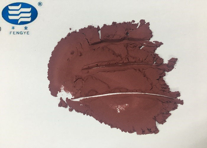 Coral Pink Ceramic Color Pigments 325 Mesh Particle Size For Colored Glaze